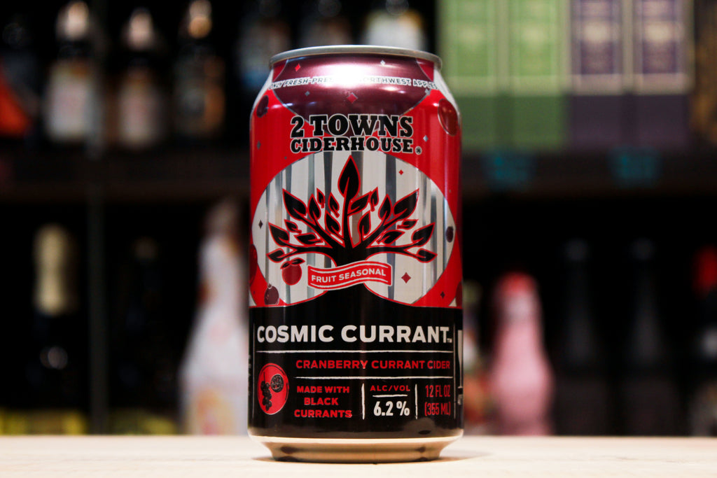2 Towns Ciderhouse Cosmic Currant