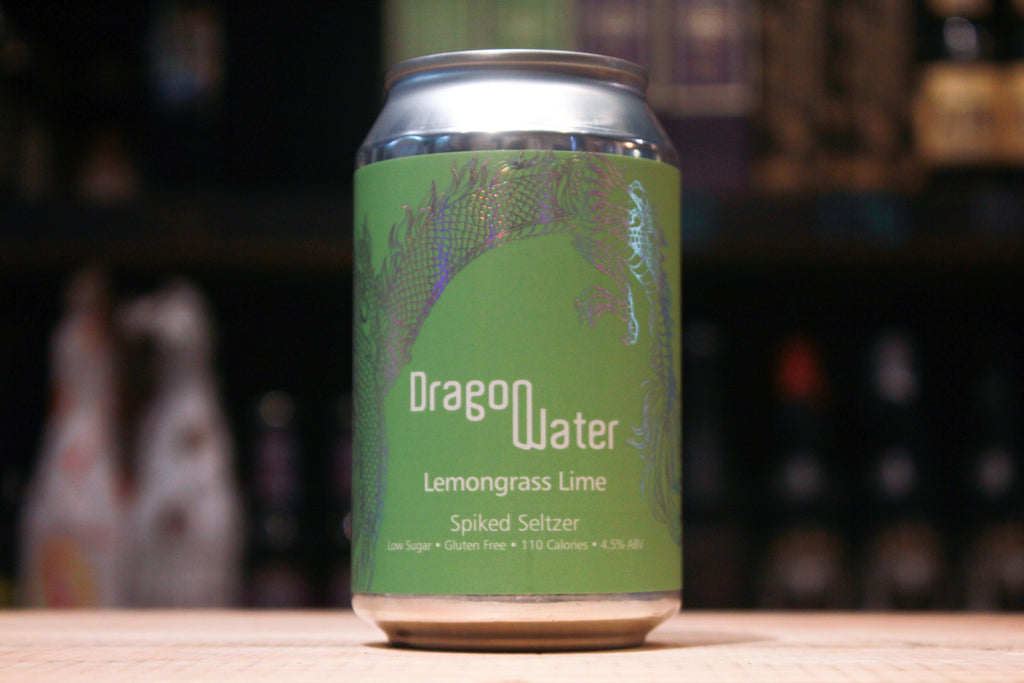 Dragon Water Lemongrass Lime