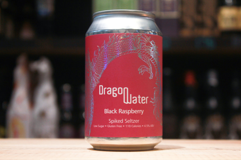 Dragon Water Black Raspberry