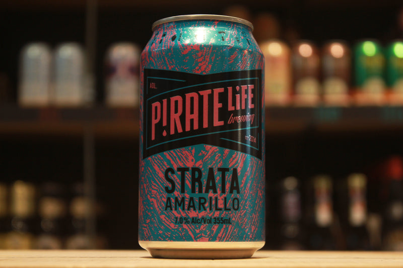 Pirate Life Strata Amarillo