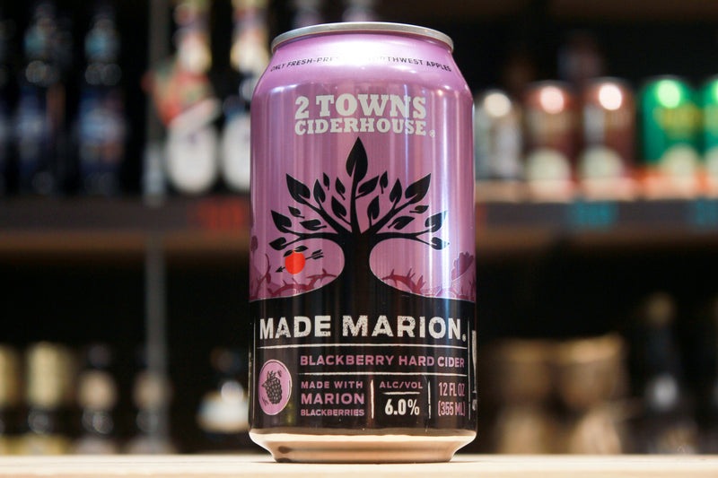 2 Towns Ciderhouse Made Marion