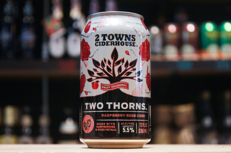 2 Towns Ciderhouse Two Thorns