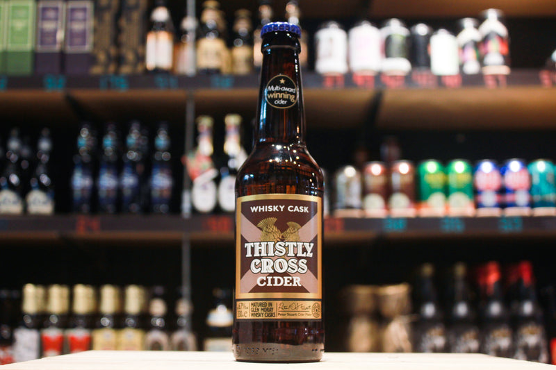 Thistly Cross Cider Thistly Cross Whisky Cask