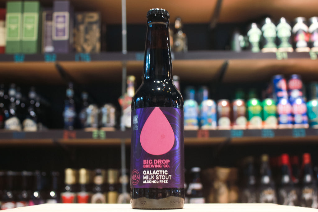 Big Drop Brewing Galactic Milk Stout