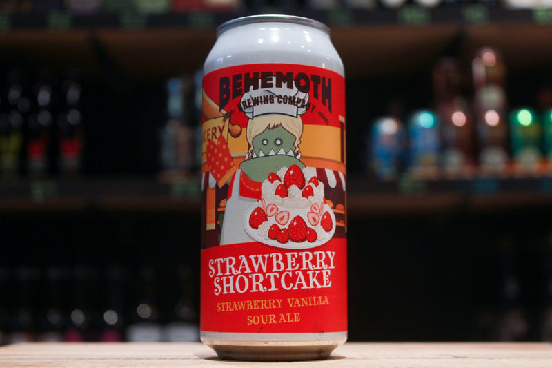 Behemoth Strawberry Shortcake