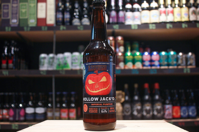 2 Towns Ciderhouse Hollow Jack'D