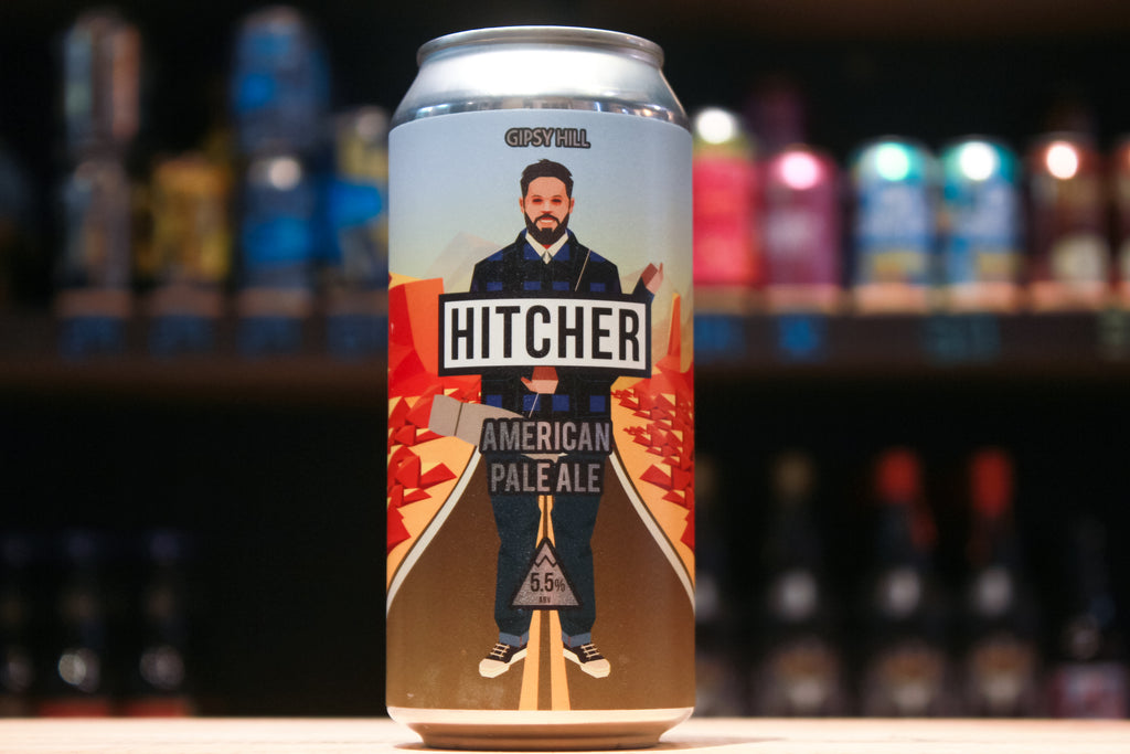 Gipsy Hill Hitcher American Pale Ale
