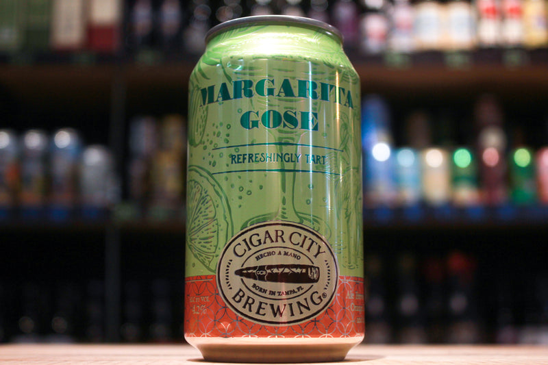 Cigar City Margarita Gose