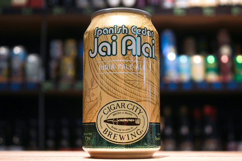 Cigar City Spanish Cedar Jai Alai