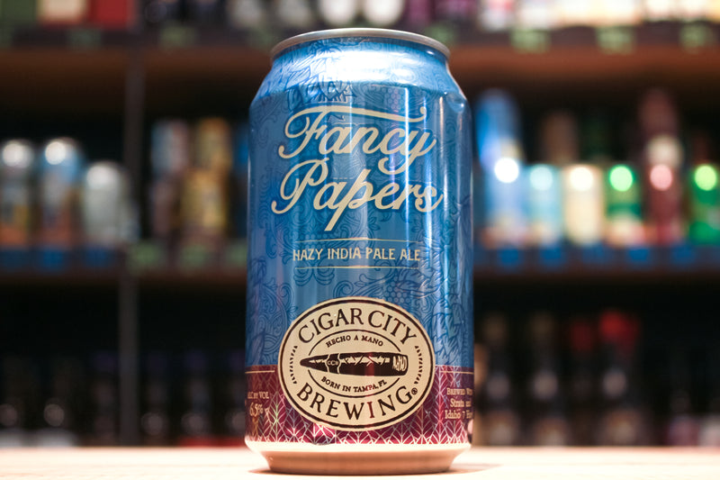 Cigar City Fancy Papers