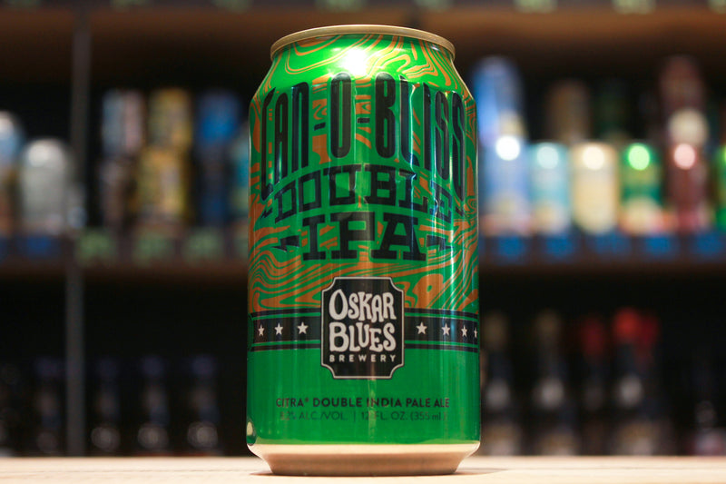 Oskar Blues Can-O-Bliss Citra DIPA