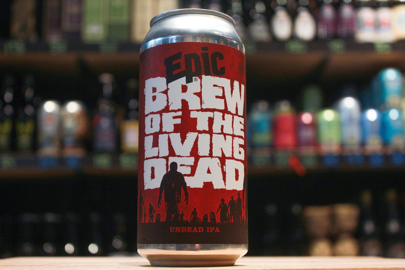 Epic Brew of the Living Dead