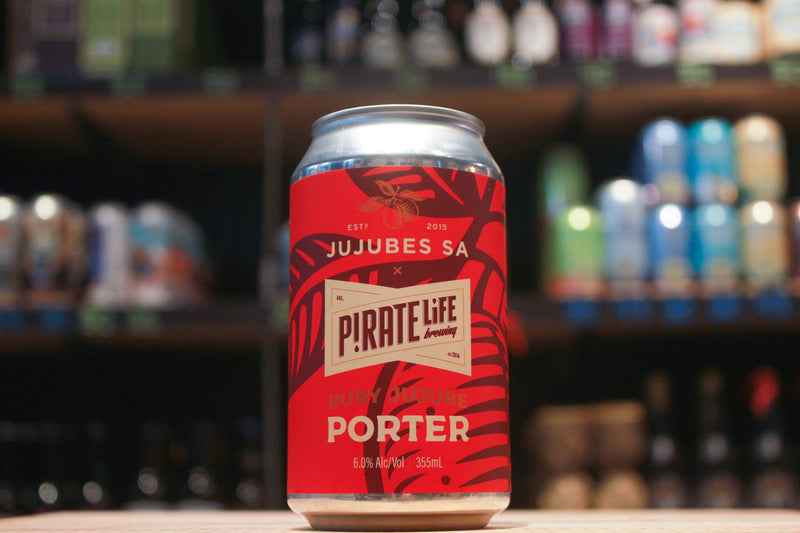 Pirate Life Ruby Jujube Porter