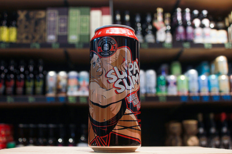 Toppling Goliath Supa' Sumo Double IPA