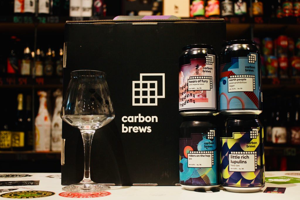Carbon Brews - Brewers' Selection