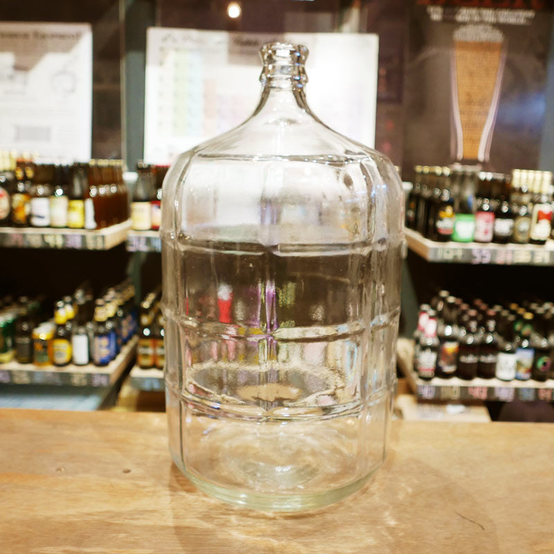 5 Gallon Glass Carboys