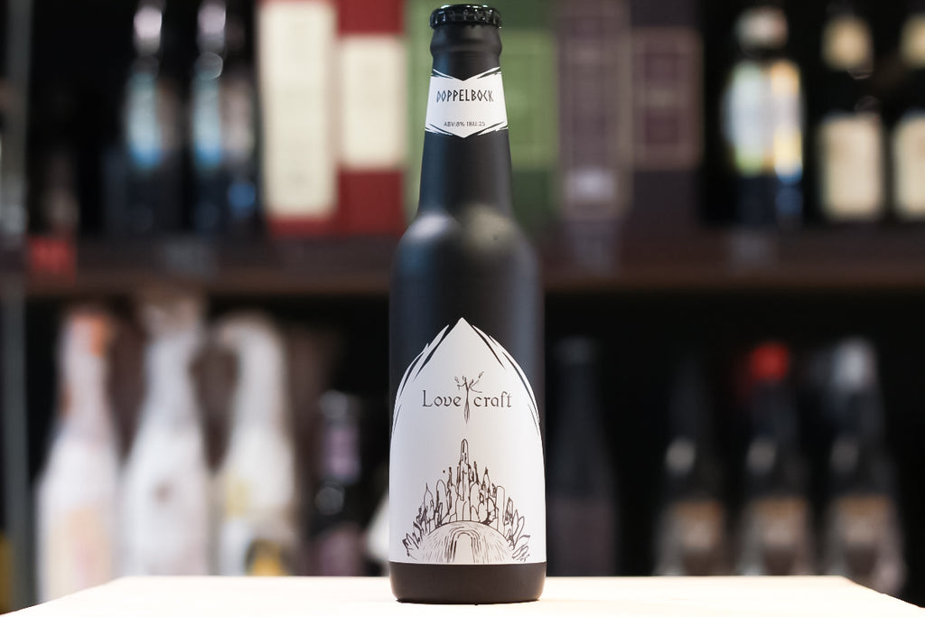H.K. Lovecraft Doppelbock