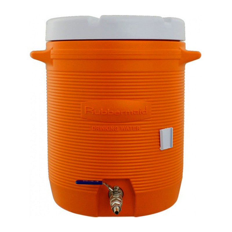 Rubbermaid Cooler - 10 Gallon Mash Tun