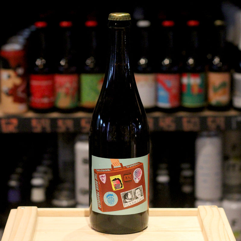 Mikkeller The Beer Traveller BA Oloroso