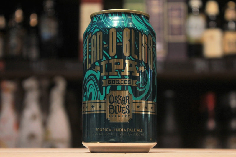 oskar blues can o bliss ipa indian pale ale tropical usa craft beers