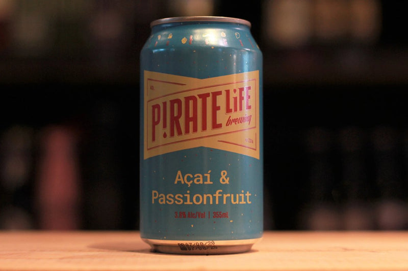 Pirate Life Açaí & Passionfruit Sour