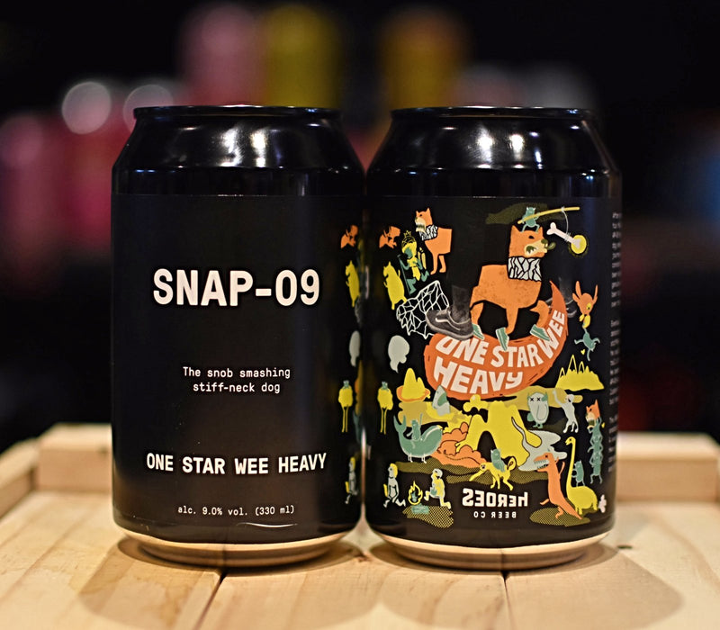 Heroes SNAP-09 One Star Wee Heavy