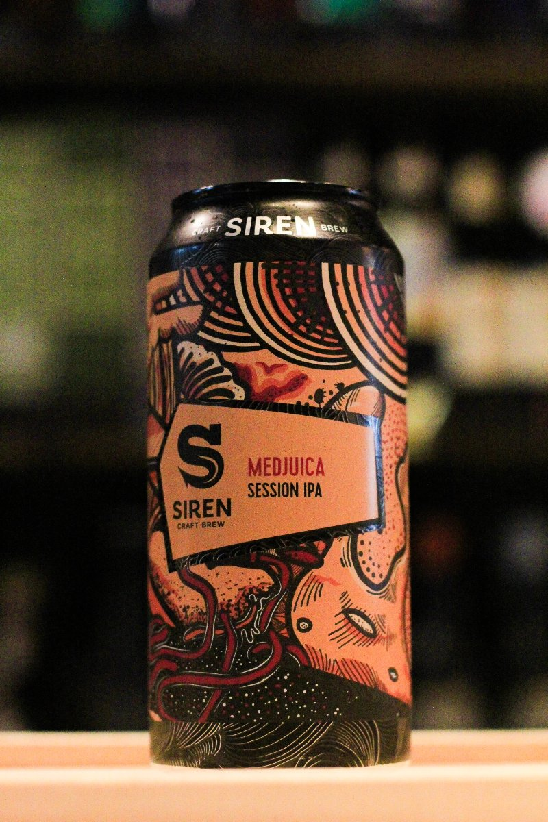 Siren Medjuica Session IPA