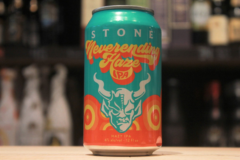stone neverending haze ipa indian pale ale usa craft beers