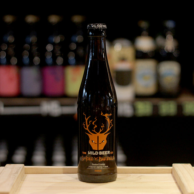 Wild Beer Smoke 'n' Barrels