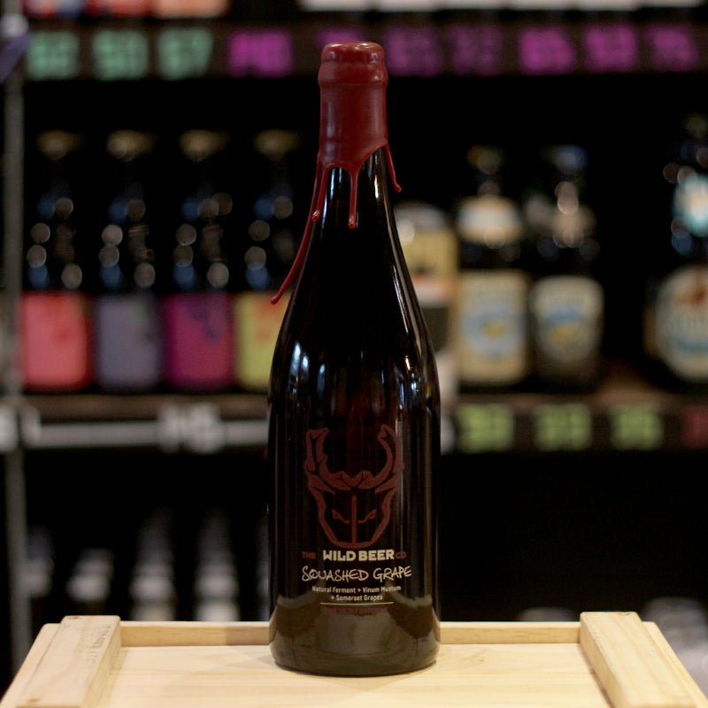 Wild Beer Squashed Grape