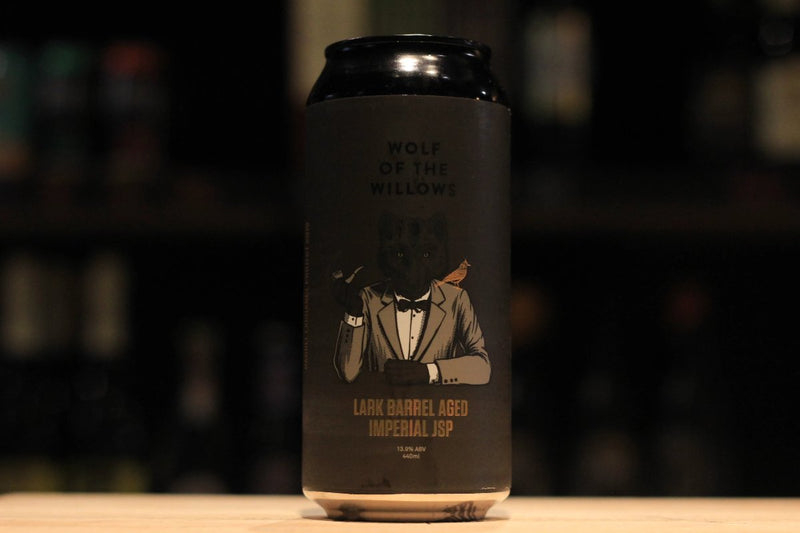 Wolf of The Willows - Lark Barrel Aged Imperial JSP