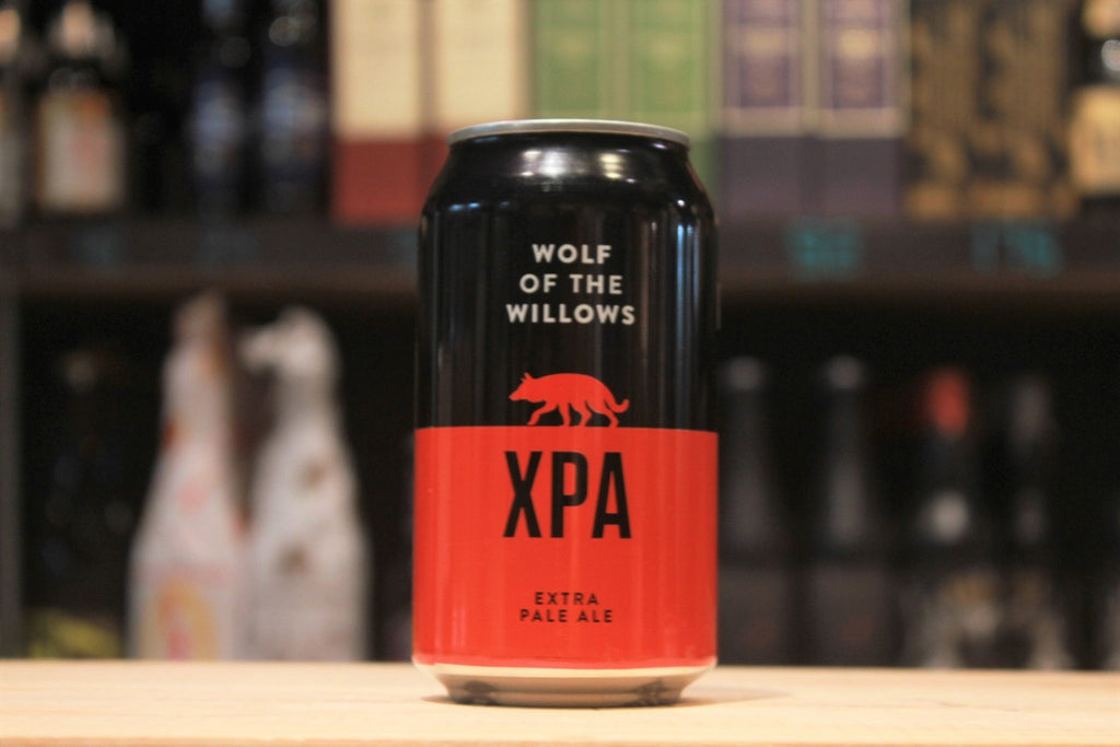 Wolf of the Willows XPA Extra Pale