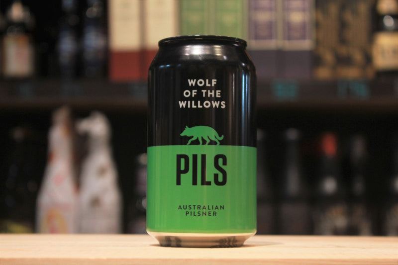 wolf of the willows pilsner australian craft beer lager light craft beer floral aroma