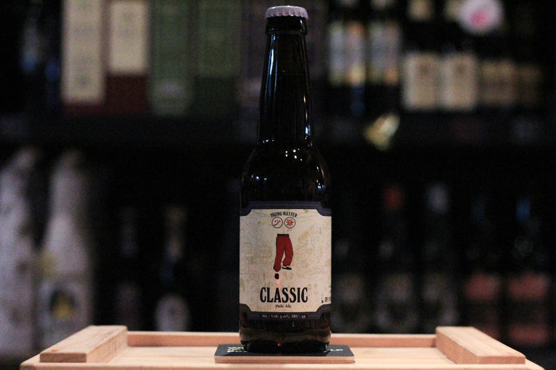 Young Master Classic Ale