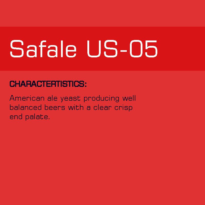 Safale US-05 Yeast