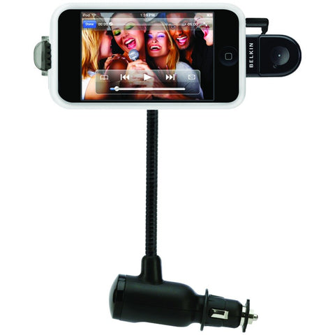 Belkin Tunebase Direct with Hands-Free for iPhone and iPod