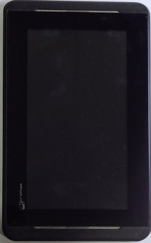 "Used Micromax Funbook Infinity 7"" WiFi Black Tablet"