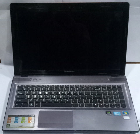 "Dead HP Compaq NX6120 15"" Laptop (No RAM and HDD)"