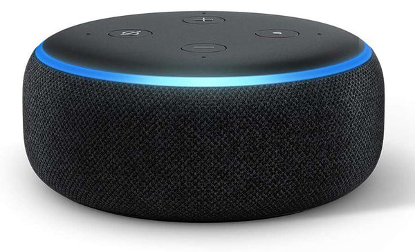 Amazon Echo Dot 3 (3rd Gen) – New and improved smart speaker with Alexa Black (Excellent condition)