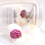 Golden Indulgence - Sea Therapy Bath Fizzies