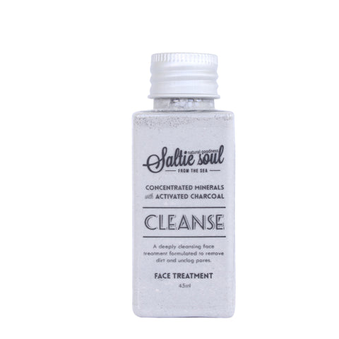 Cleanse - Mineral Concentrate Face Treatment