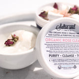 Sea Mineral Wipes Organic Rose & Sweet Orange