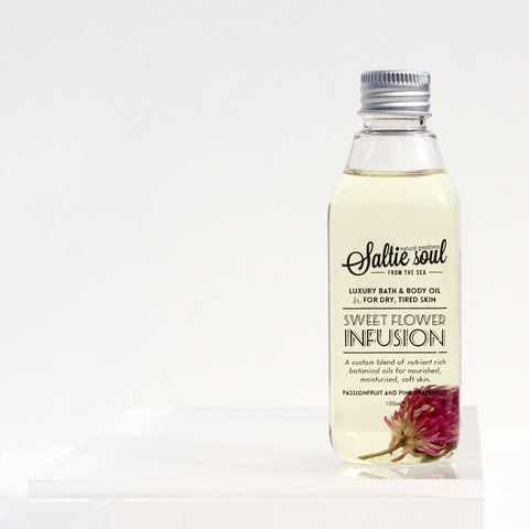floral Infusion - Bath Oil
