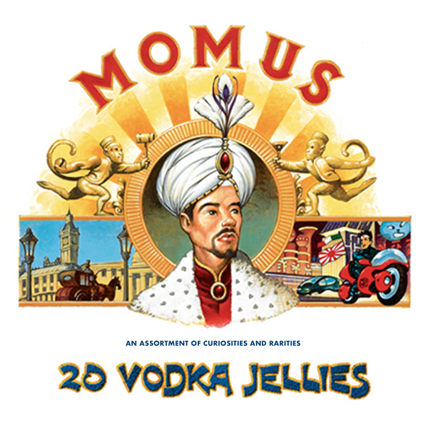 Momus - 20 Vodka Jellies
