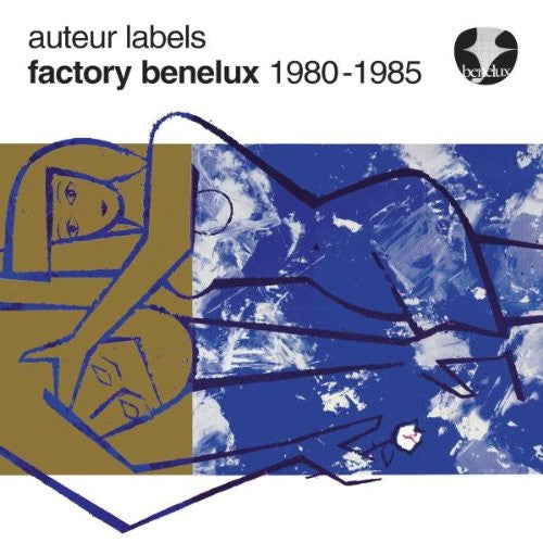 v/a - Auteur Labels: Factory Benelux