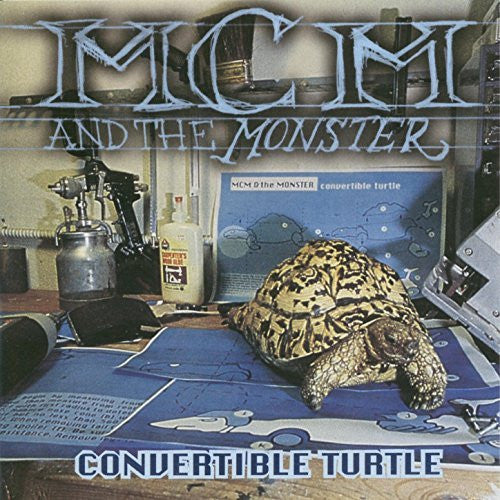 MCM And The Monster - Convertible Turtle