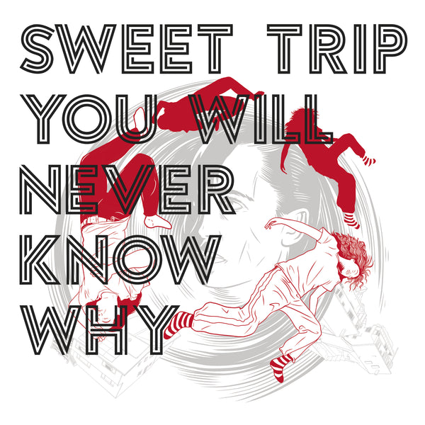 Sweet Trip - You Will Never Know Why + T-shirt Bundle