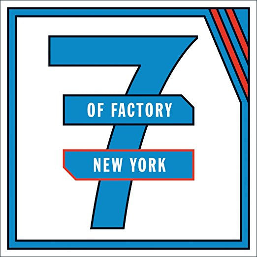 v/a - Of Factory New York