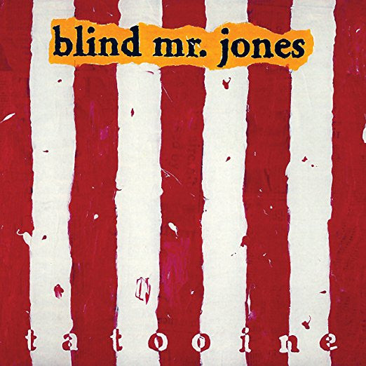 Blind Mr. Jones - Tatooine: 20th Anniversary Edition