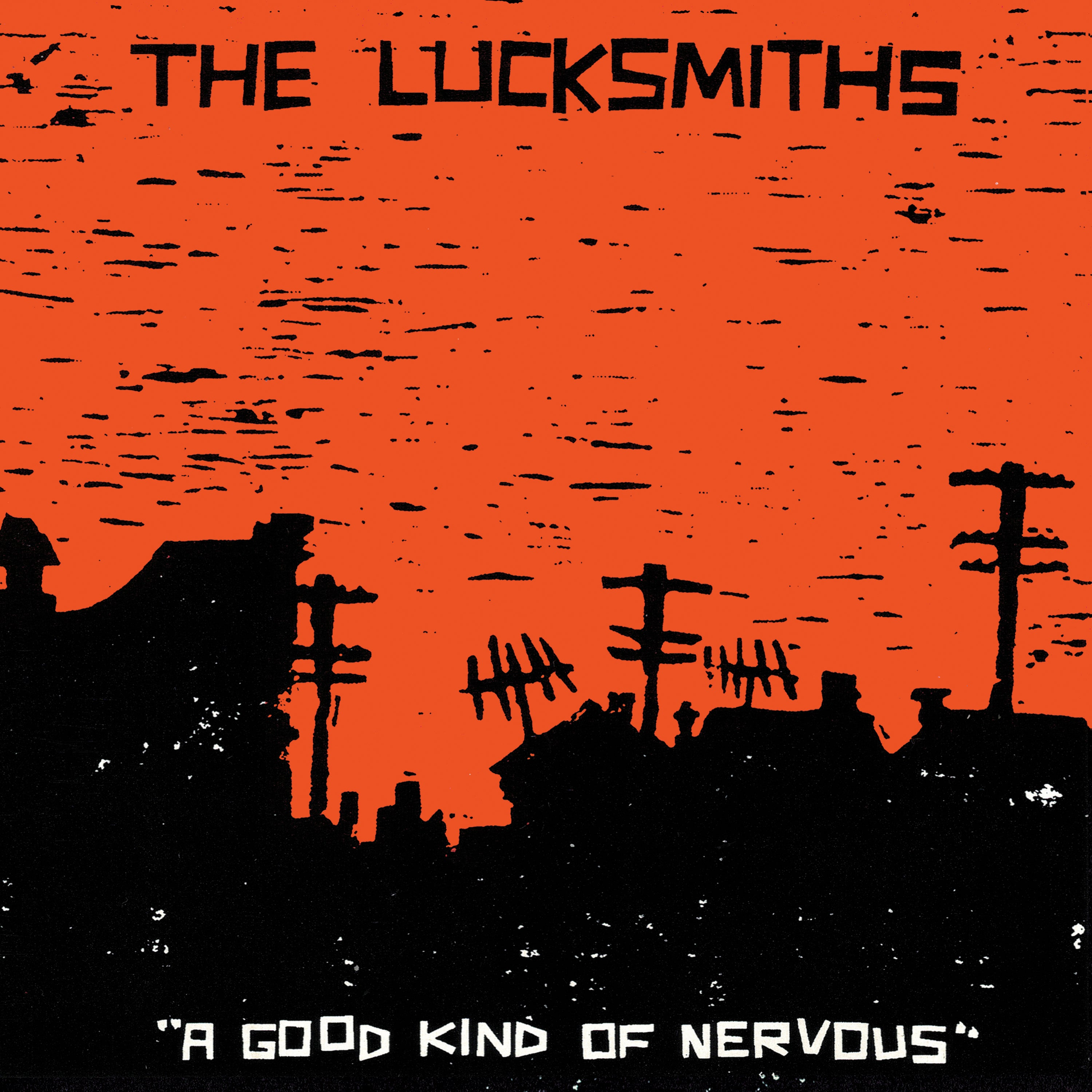 Lucksmiths, The - A Good Kind of Nervous